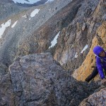Tetons Wyoming Alpine Climbing