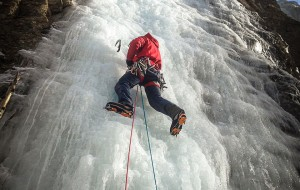 Lake City Ice Climbing