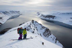 Iceland Westfjords Ski Touring