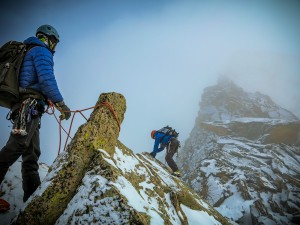 Colorado Alpine Climbing