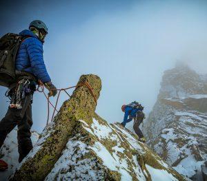Colorado Alpine Climbing