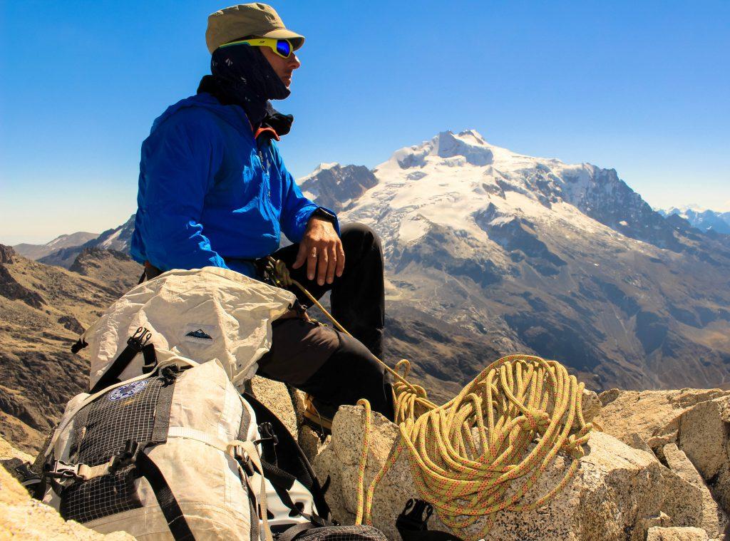 Bolivia Climbing